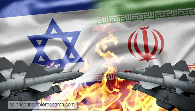 The confrontation between Israel and Iran (Photo by ruskpp)